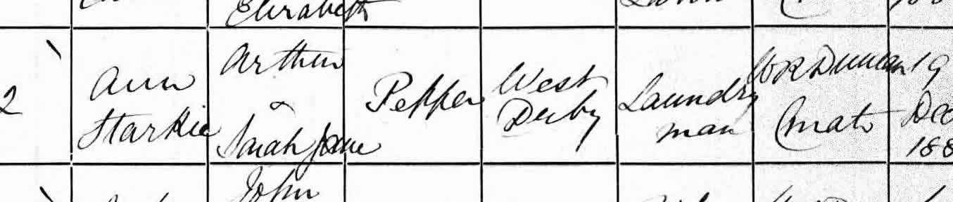 Family history case study : What's in a name?