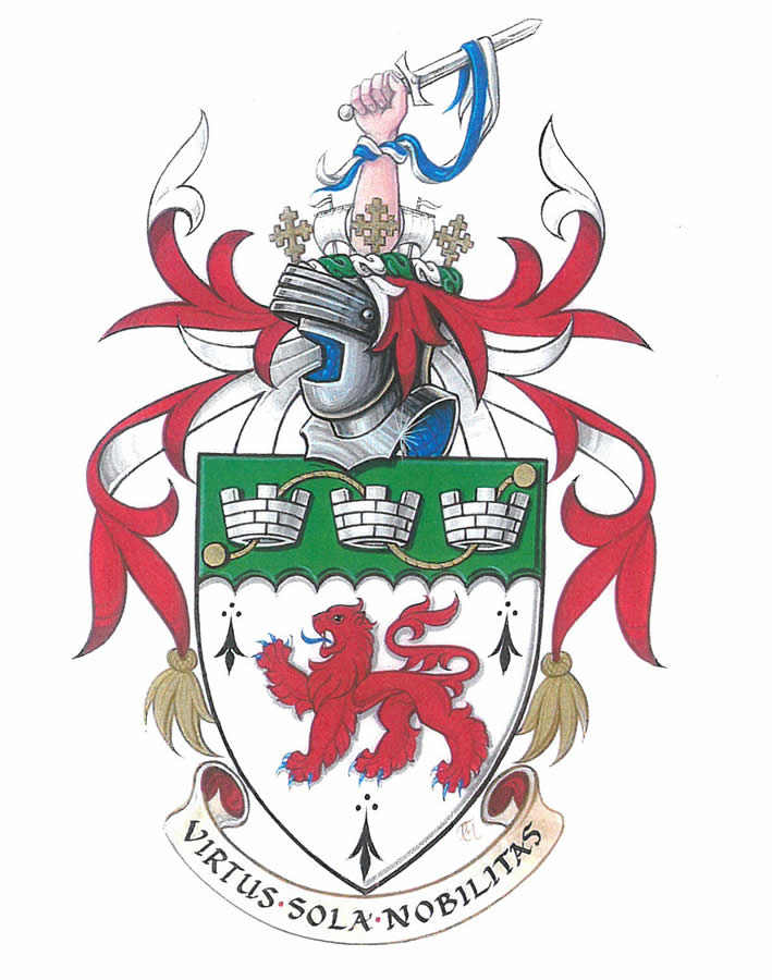 Heraldic Researchers | Achievements of Canterbury, Kent